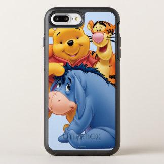 Pooh & Friends 3 OtterBox Symmetry iPhone 7 Plus Case