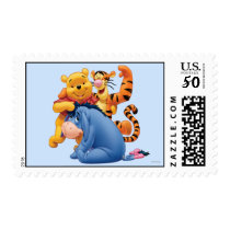 Pooh & Friends 3 Postage