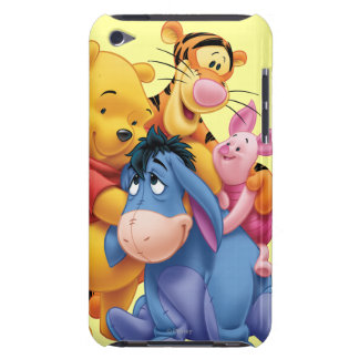 Pooh & Friends 5 Case-Mate iPod Touch Case