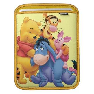 Pooh & Friends 5 iPad Sleeve