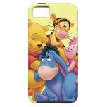 Pooh & Friends 5 iPhone 5 Case