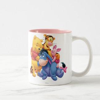 Pooh & Friends 5 Mug