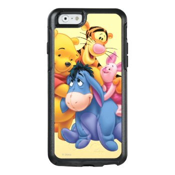 Pooh & Friends 5 Otterbox Iphone 6/6s Case by disney at Zazzle