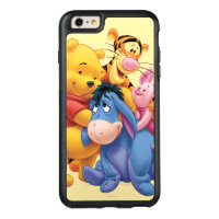 Pooh & Friends 5 OtterBox iPhone 6/6s Plus Case