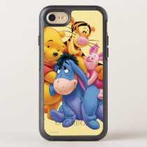 Pooh & Friends 5 OtterBox Symmetry iPhone 7 Case