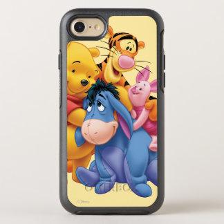 Pooh & Friends 5 OtterBox Symmetry iPhone 7 Case