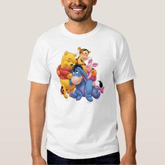 Pooh & Friends 5 T Shirt