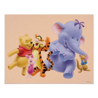 Pooh & Friends 6 Poster