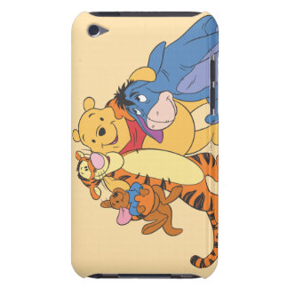 Pooh & Friends 7 Barely There iPod Case