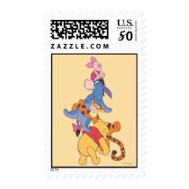 Pooh & Friends 8 Postage