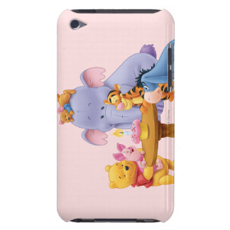 Pooh & Friends Birthday iPod Touch Case-Mate Case