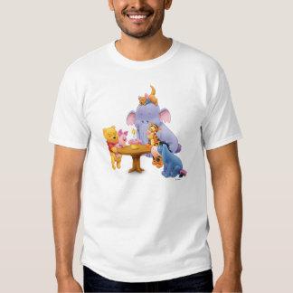 Pooh & Friends Birthday T Shirt