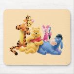 Pooh & Friends Mousepads