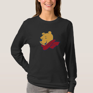 Pooh in Red Scarf T-Shirt