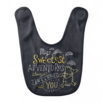 Pooh | My Sweetest Adventures Bib