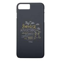Pooh | My Sweetest Adventures iPhone 7 Plus Case