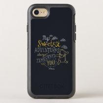 Pooh | My Sweetest Adventures OtterBox Symmetry iPhone 7 Case