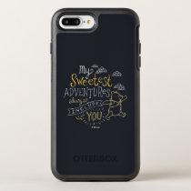 Pooh | My Sweetest Adventures OtterBox Symmetry iPhone 7 Plus Case