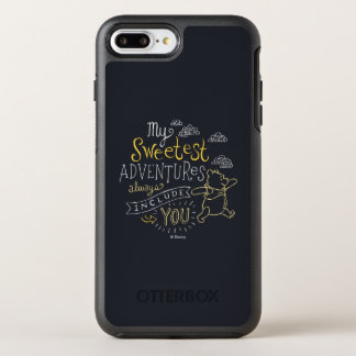 Pooh | My Sweetest Adventures OtterBox Symmetry iPhone 8 Plus/7 Plus Case