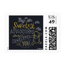 Pooh | My Sweetest Adventures Postage