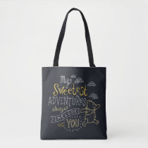Pooh | My Sweetest Adventures Tote Bag