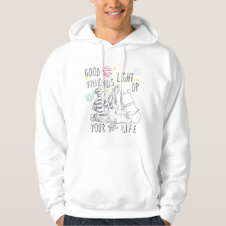 Pooh & Pals | Friends Light Up Your Life Hoodie