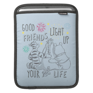 Pooh & Pals | Friends Light Up Your Life iPad Sleeve