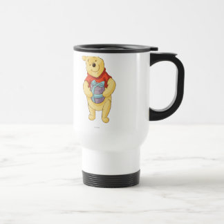Pooh With Gift Travel Mug