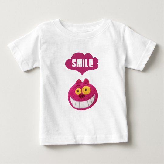 Pook-a-Looz Cheshire Cat Baby T-Shirt