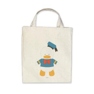Pook-a-Looz Donald Duck Canvas Bag