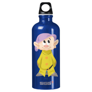 Pook-a-Looz Dopey Aluminum Water Bottle