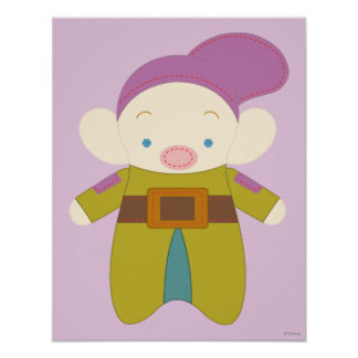 Pook-a-Looz Dopey Poster