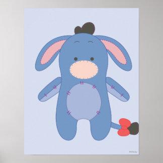 Pook-a-Looz Eeyore 1 Poster
