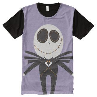 Pook-a-Looz Jack Skellington All-Over Print Shirt