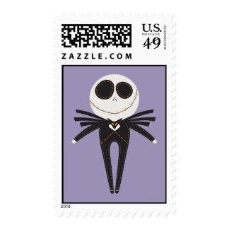 Pook-a-Looz Jack Skellington Postage Stamps
