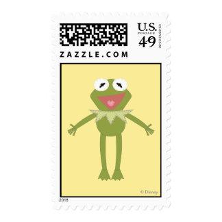 Pook-a-Looz Kermit la rana Sellos