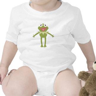 Pook-a-Looz Kermit la rana Traje De Bebé