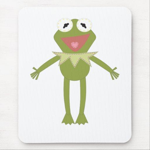 Pook-a-Looz Kermit the Frog Mousepad