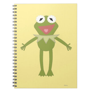 Pook-a-Looz Kermit the Frog Notebook