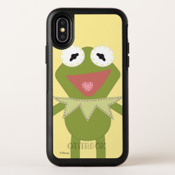 Pook-a-Looz Kermit the Frog OtterBox Symmetry iPhone X Case
