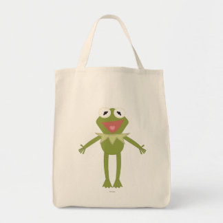 Pook-a-Looz Kermit the Frog Tote Bag