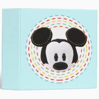 Pook-a-Looz Mickey | Peeking Circle Binder
