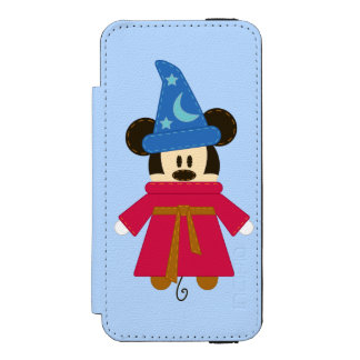 Pook-a-Looz Mickey   Sorcerer's Hat iPhone SE/5/5s Wallet Case
