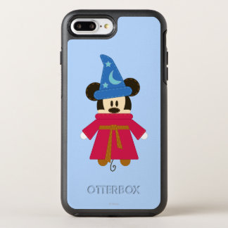 Pook-a-Looz Mickey   Sorcerer's Hat OtterBox Symmetry iPhone 8 Plus/7 Plus Case