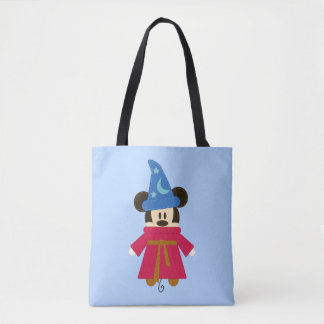 Pook-a-Looz Mickey | Sorcerer's Hat Tote Bag