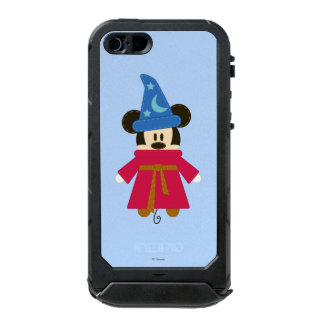 Pook-a-Looz Mickey   Sorcerer's Hat Waterproof Case For iPhone SE/5/5s