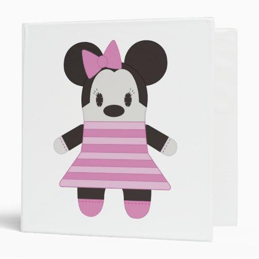 Pook-a-Looz Minnie Mouse 1