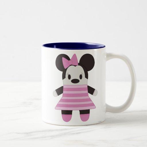 Pook-a-Looz Minnie Mouse 1 Tazas De Café