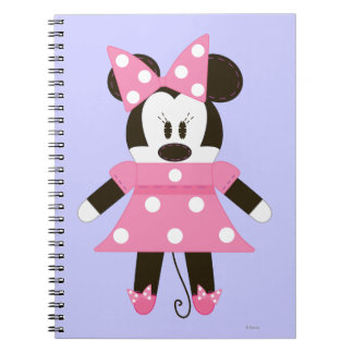 Pook-a-Looz Minnie Mouse 2 Cuaderno
