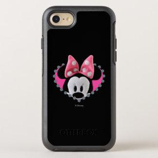 Pook-a-Looz Minnie | Peeking OtterBox Symmetry iPhone 8/7 Case